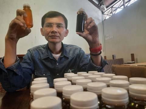Obat Corona Hadi Pranoto Dijual Online, Kok No BPOM-nya Sama dengan Produk Lain?