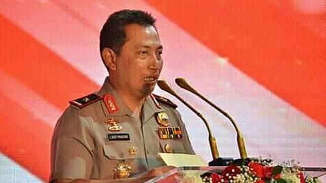 Gerindra Anggap Wajar Mantan Ajudan Jokowi Jadi Kabareskrim