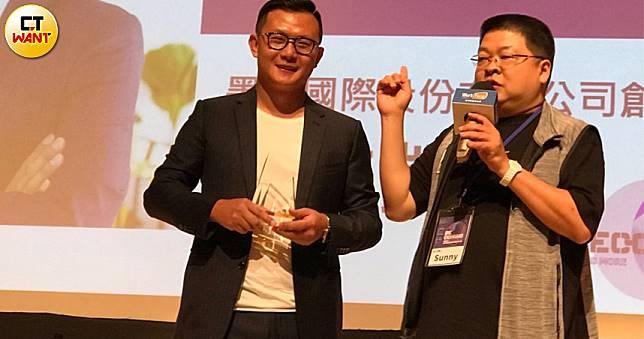 「決不放棄台灣市場」 一芳水果茶柯梓凱:一夜從創業家變賣國賊,差點摧毀我們