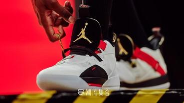 全新鞋款 Air Jordan XXXIII,免綁鞋帶超方便!