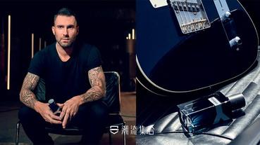 Maroon 5 主音Adam Levine當代言人!YVES SAINT LAURENT 推出全新Y男士香水!