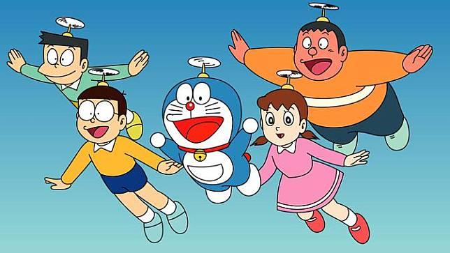 [Bintang] Doraemon