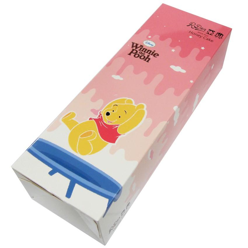 【亞典菓子工場】迪士尼紅豆蛋糕-附紙袋  彌月禮盒 伴手禮 彌月蛋糕 