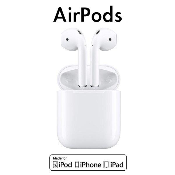 AirPods搭配充電盒 2代 台灣公司貨 當天出貨 現貨免運 Apple iPad 藍芽無線耳機【刀鋒】。人氣店家blade的∴ 蘋果原廠商品有最棒的商品。快到日本NO.1的Rakuten樂天市場的