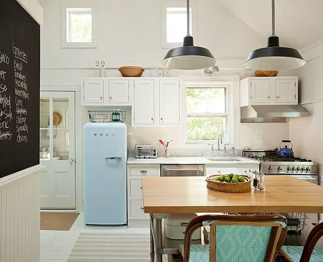 Maksimalkan Lahan Kecil Dengan 6 Desain Dapur Sempit Yang Efisien Dekoruma Com Line Today