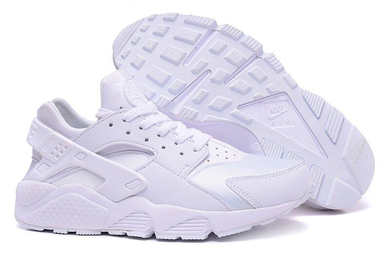 Nike Air Huarache 1 全白武士 男女鞋