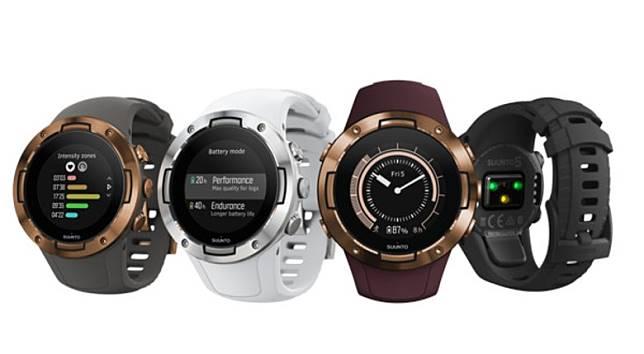 提供黑、白、石墨銅、勃艮第銅4色錶身。(互聯網)