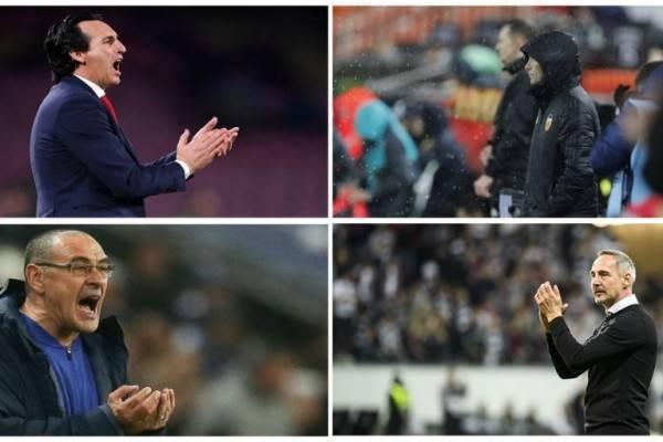 Ini Komentar 4 Manajer Tim Semifinalis Liga Eropa, Siap Habis-habisan