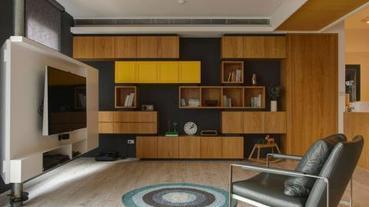 怎麼擺都美!清爽木質感收納設計,讓收納成為一門藝術