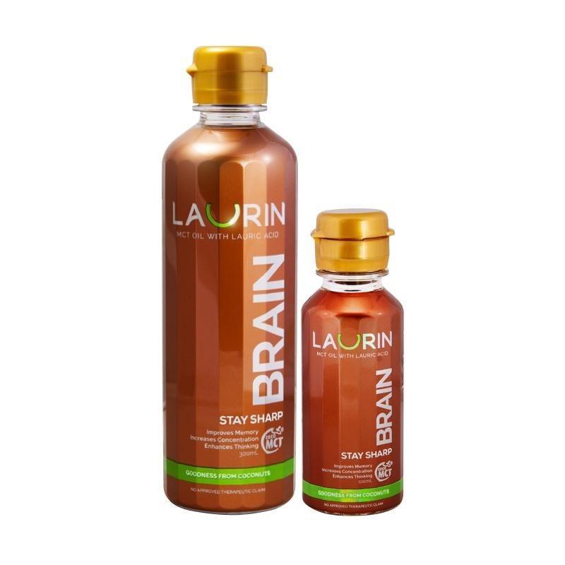 LAURIN MCT Brain 腦能量椰子油 100ml