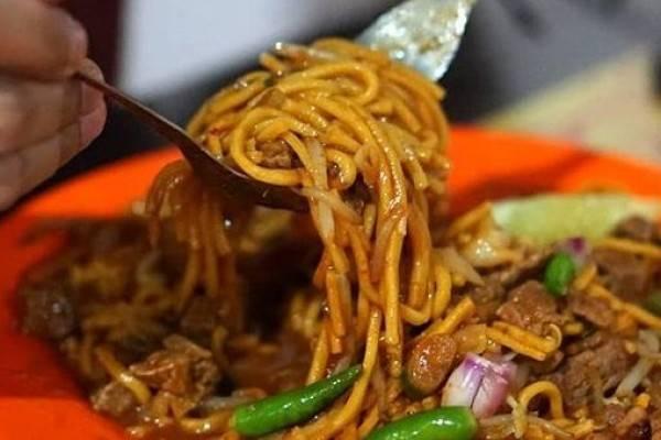 Tempat Makan Mie Aceh di Medan