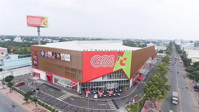 """""""กลุ่มเซ็นทรัล"""" บุกหนักเวียดนาม เปิดศูนย์การค้าใหม่ """"GO!"""" พร้อมเผยแผน 5 ปี ตั้งเป้า 720 สาขา"""