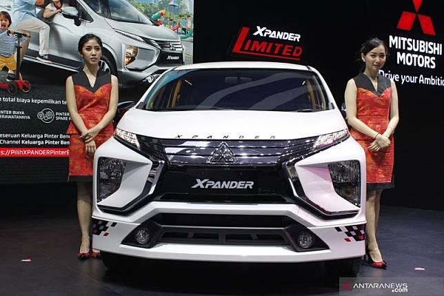 Mitsubishi hadirkan 1.000 unit Xpander edisi spesial