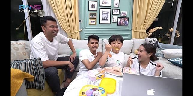 Nasihat Raffi Ahmad Saat Dimas Ramadhan Mengaku Lelah Jadi Artis Kompas Com Line Today