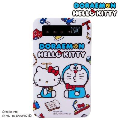 尼德斯Nydus~* 日本三麗鷗 Hello kitty 凱蒂貓 小叮噹 哆啦a夢 夢幻聯名 行動電源 4000mAh