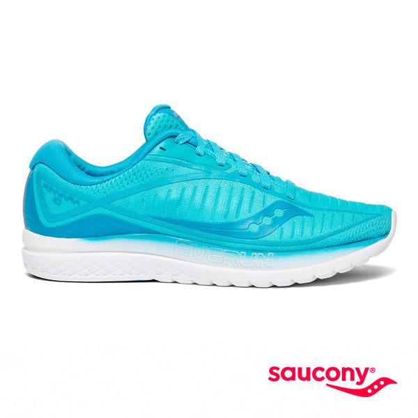 SAUCONY KINVARA 10 專業訓練女鞋-汽水藍