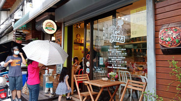 【新竹 竹東】SANDRO手工披薩 道地手工義式披薩讓你吃過就回不去了!