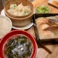 餃子ランチ - 実際訪問したユーザーが直接撮影して投稿した新宿餃子馬馬虎虎 ルミネエスト新宿店の写真のメニュー情報