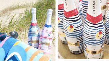 沙灘派對必備「氣泡酒」!與非一般的氣泡魅力歡聚時刻共度盛夏!