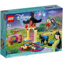 ◎適合年齡 : 6歲以上 ◎PCS數:157 ◎人偶數:1商品名稱:樂高積木LEGO《LT43182》迪士尼公主系列-花木蘭的訓練場種類:積木適用年齡:6歲以上角色:迪士尼系列特色:組裝積木材質:塑膠
