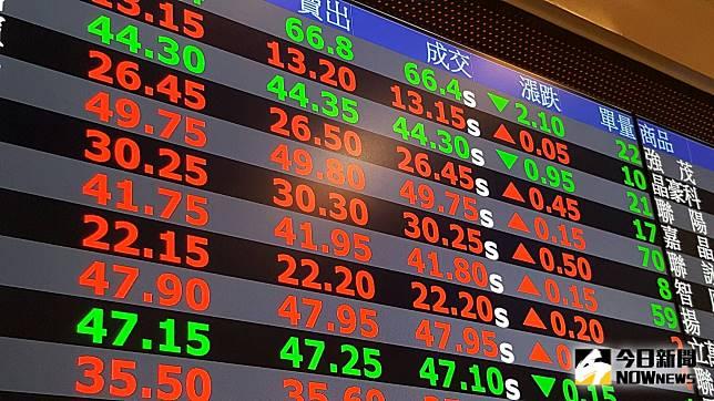 ▲台股今(8)日收盤漲109.36點,收在10495.54點,漲幅1.05%,成交金額新台幣1148億元,表現都較日韓股市與陸港股還要好。(圖/NOWnews資料照片)