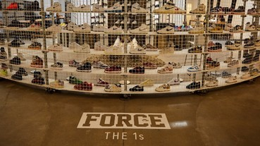 NIKE 啟動 AIR FORCE 1 35 週年紀念