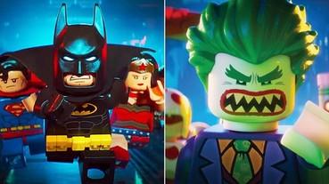 樂高蝙蝠俠電影:影評──用無限創意說出蝙蝠俠的恐懼