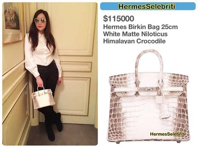 ... koleksi tas dengan harga Rp 1.49 miliar. 6. Maia Estianty. See detail b04d67eab8