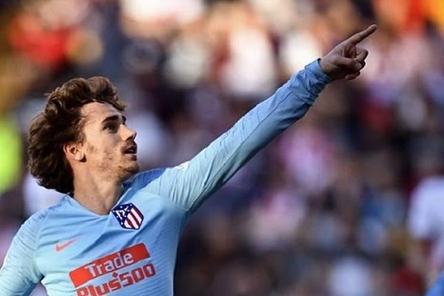 Daripada di Bawah Bayang Messi, Lebih Baik Griezmann di Atletico