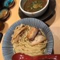 魚介濃厚つけ麺 - 実際訪問したユーザーが直接撮影して投稿した四谷つけ麺専門店塩つけ麺 灯花の写真のメニュー情報