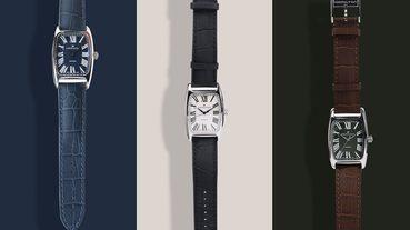 起點道具 / HAMILTON 的 BULTON MECHANICAL 腕錶讓人醉