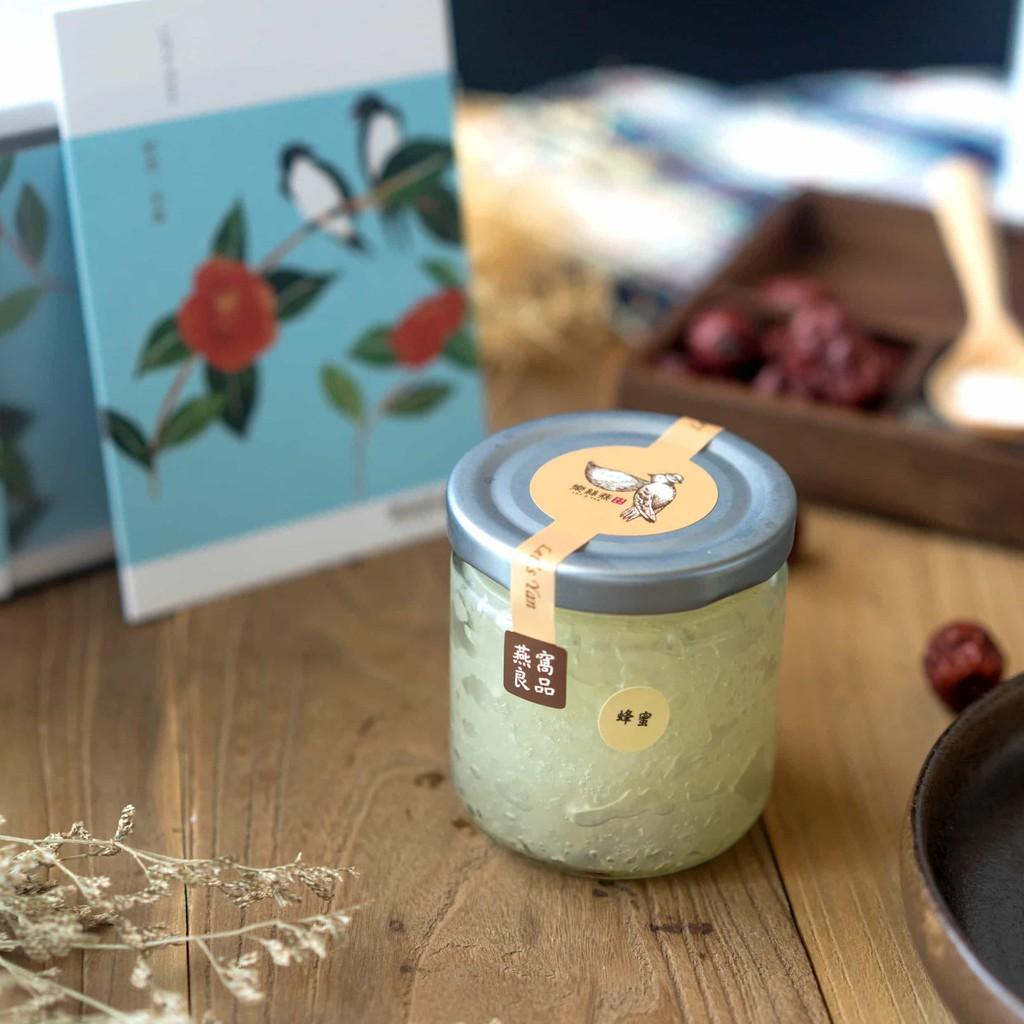 樂絲燕|中秋禮盒|鮮燉燕窩禮盒|240ml|蜂蜜味|即食燕盞|長輩養生最愛