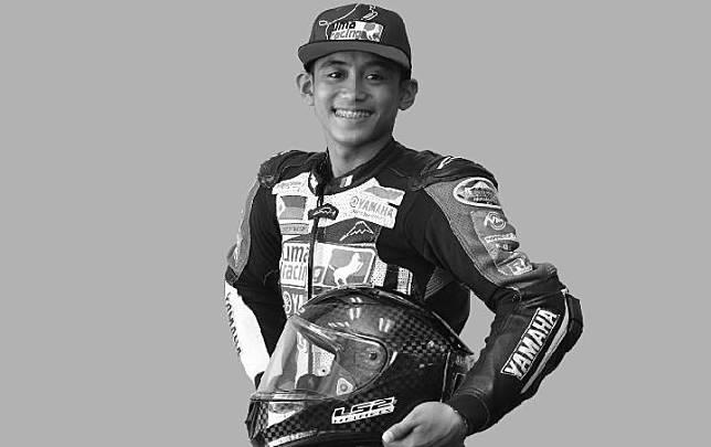 Amber Garcia Torres pembalap Filipina yang tewas setelah menjalani perawatan saat balap ARRC di Sirkuit Chang. Sumber: Asiaroadracing.com