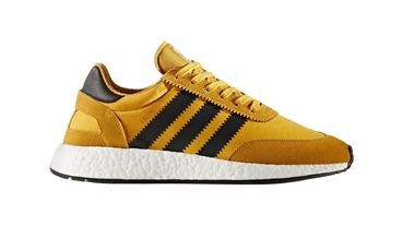 adidas Originals Iniki Runner 全新「Goldenrod」配色