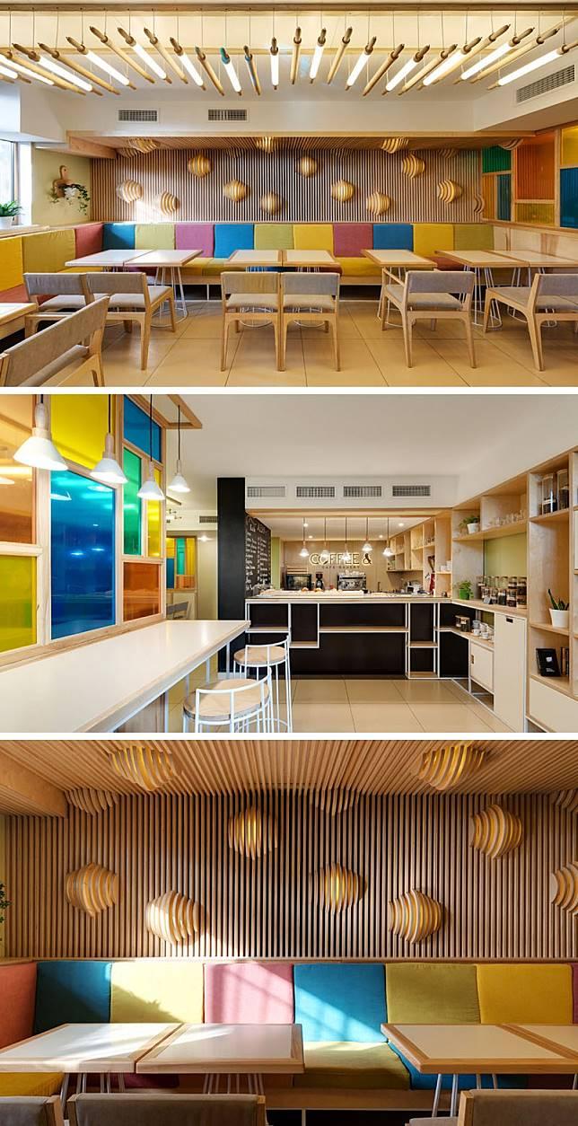 8 Desain Cafe Dan Coffee Shop Yang Unik Dan Mengesankan Di Eropa