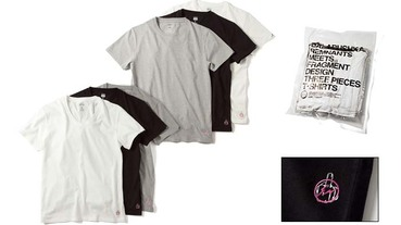 Balabushka Remnants X fragment design 聯名T-Shirt