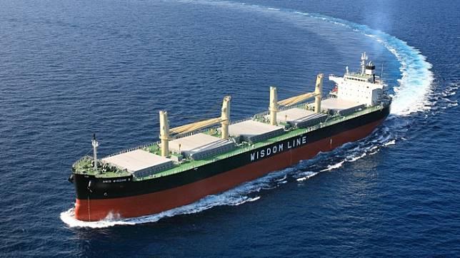 〈BDI飆5年半高〉慧洋年底前20艘船將換約 短期合約價估將調漲2-3成