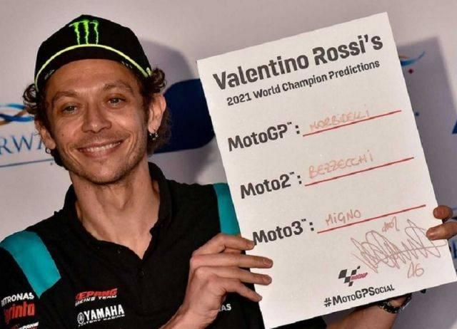 Keputusan Tim VR46 Milik Valentino Rossi Ikut MotoGP 2022 Tinggal Hitungan Hari