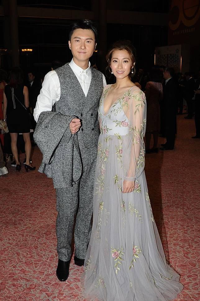 王浩信與陳自瑤婚姻狀況令人關注。