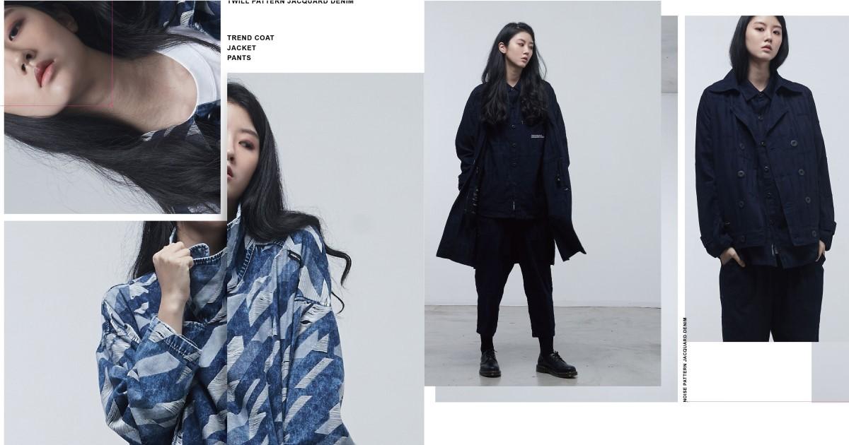 以「資訊超載」為春夏系列概念,台灣設計師品牌 DYCTEAM 用服裝省思社會議題