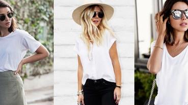 超實用小方法,讓你輕鬆延長白T恤的壽命!