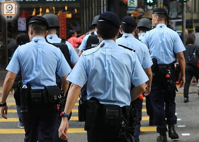 警隊是所有公務員團隊中最多人延遲退休。