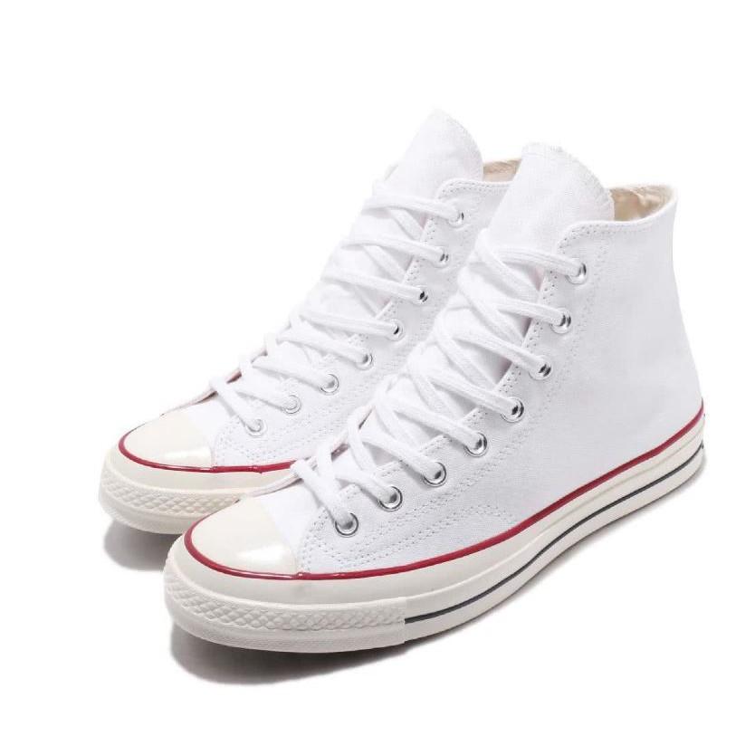 CONVERSE-情侶款白色高筒鞋 Chuck Taylor All Star 70-NO.162056c