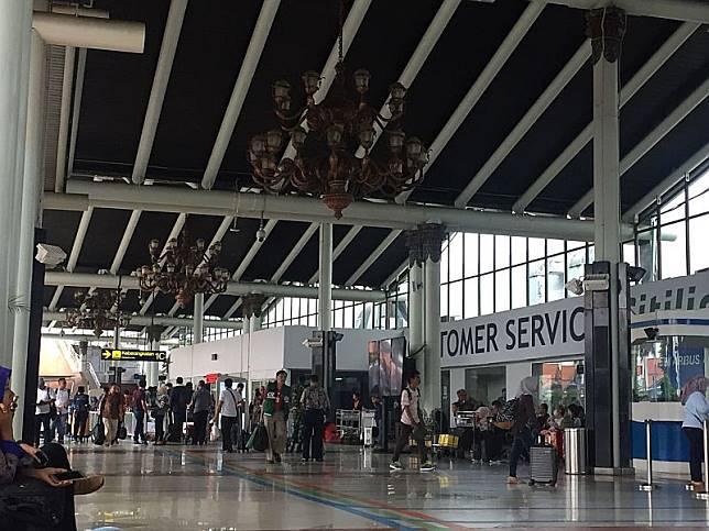 Heboh Terminal 2 Bandara Soetta Ganti Nama Jadi Traveloka, Begini Penjelasannya