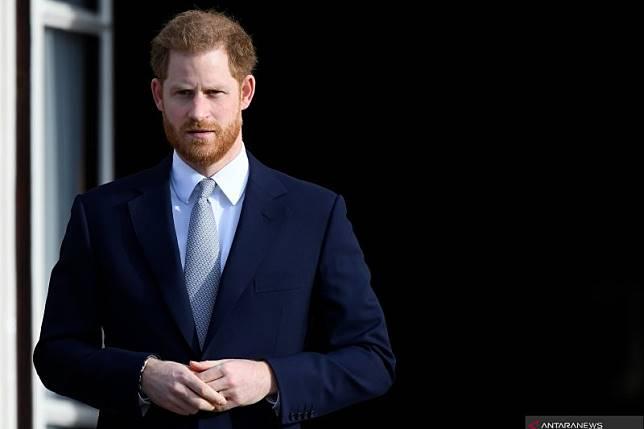 Pangeran Harry jelaskan alasan keluar dari anggota kerajaan