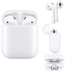 ◎•Apple 設計•自動啟動、自動連接|◎•輕點一下可為所有 Apple 裝置進行設定|◎•輕點兩下可快速存取 Siri 功能品牌:Apple蘋果連線模式:無線耳機型號:AirPods2MV7N2T