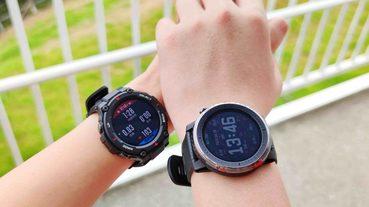 [ 運動手錶推薦 ] Amazfit T-Rex 軍規認證智慧手錶 – 外型冷酷、規格強悍