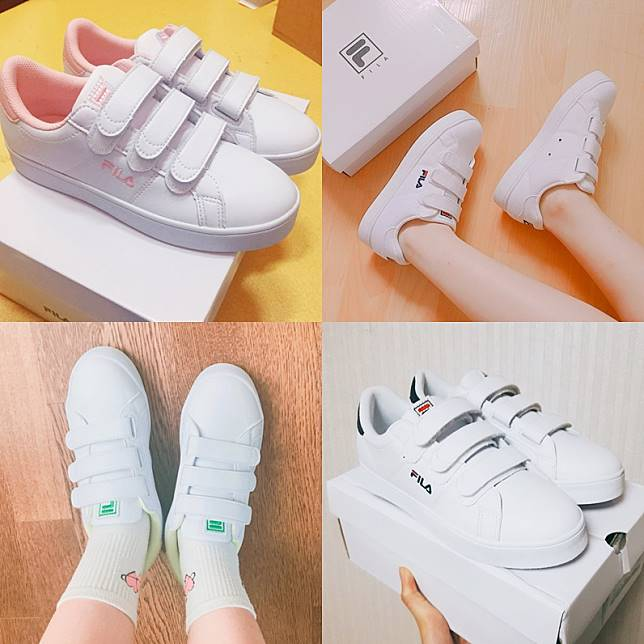 nyaste officiell butik rabatt 6 รองเท้าผ้าใบสีขาว ที่ครองใจสาวเกาหลี!!