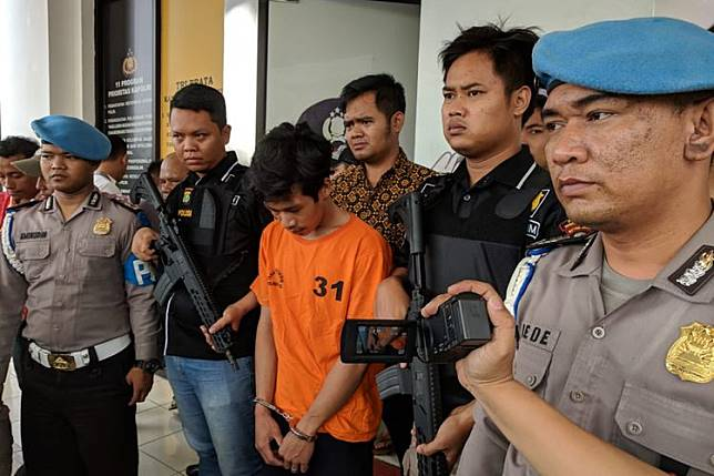 Polisi Kejar D, Buron yang Jual Motor Rp 3 Juta ke Adi Saputra