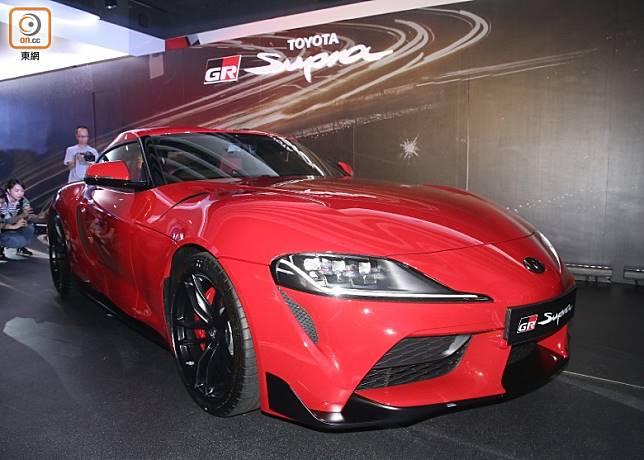 五代目Supra擁有僅2,470mm的短軸距(比GT86還要短100mm),轉向表現更靈敏。(張錦昌攝)